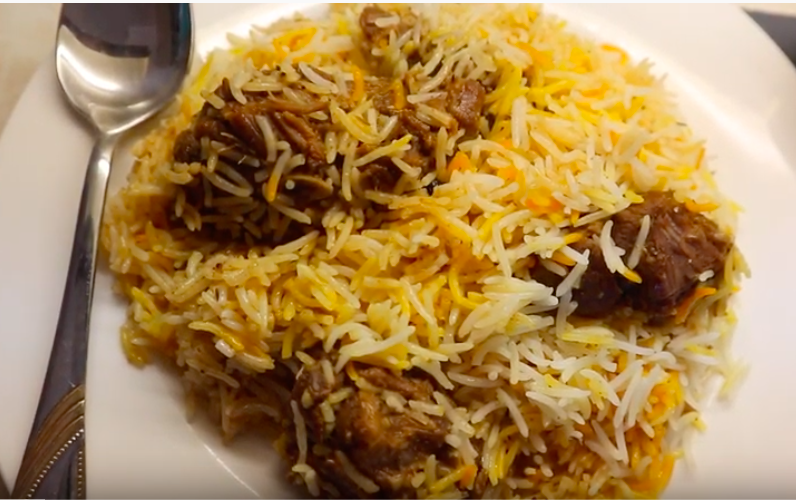 Authentic Mutton Biryani Recipe