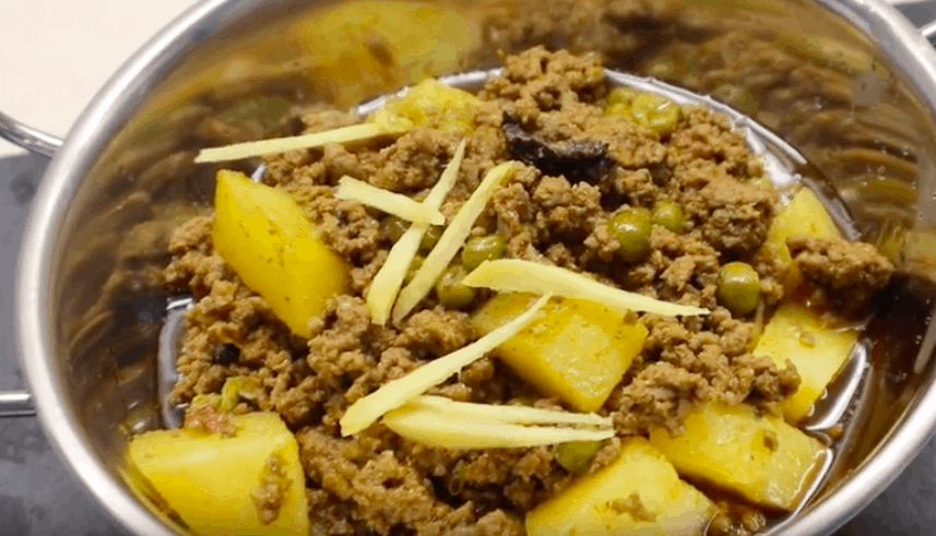 EASY BEEF MINCE CURRY RECIPE