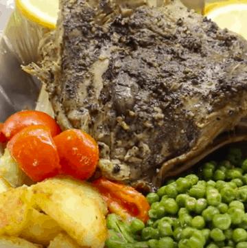 Instant Pot Lamb Shoulder Roast