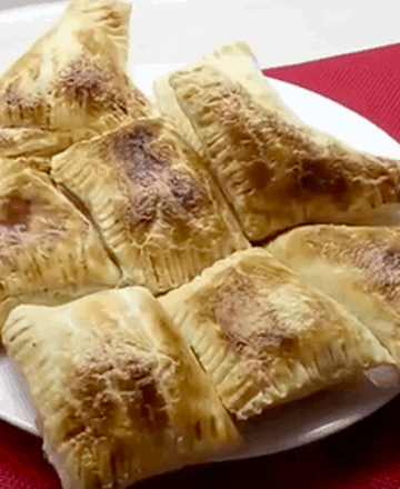 Chicken Pastry Recipe