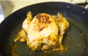 Slow Roasted Chicken