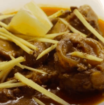 Beef Nihari Recipe