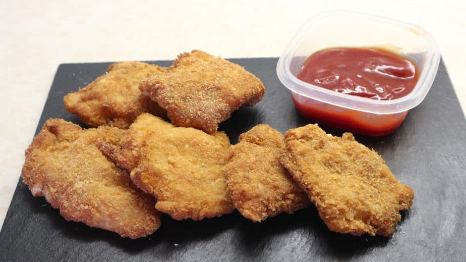 Chicken Nuggets At Home