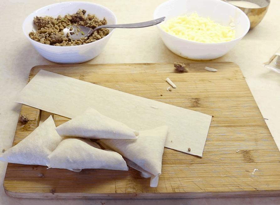 How To Make Keema Samosa