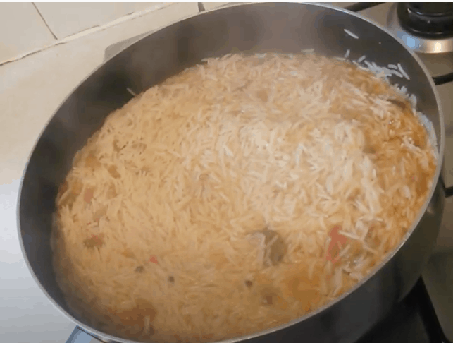 Saudi Arabia Kabsa Recipe