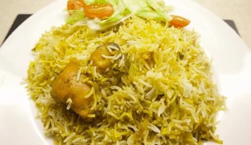 Boneless Chicken Biryani Recipe Pakistani